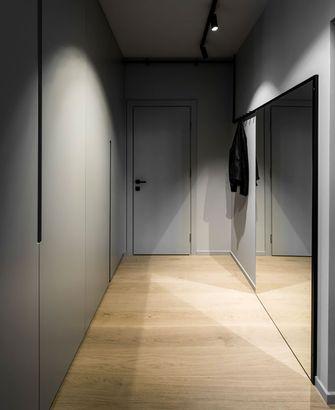 110平米混搭风格玄关设计图