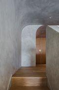 80平米公寓其他风格楼梯间图片