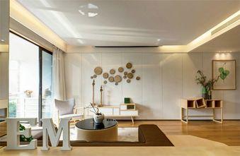 经济型80平米三室三厅宜家风格客厅图片
