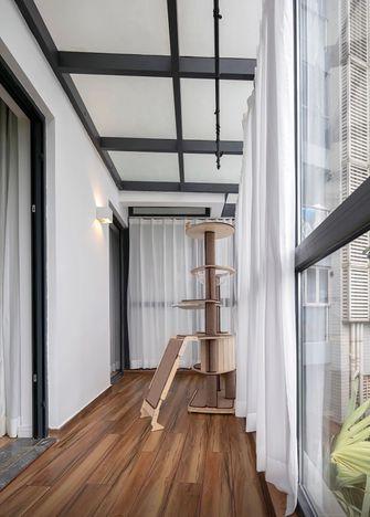 70平米混搭风格阳台装修案例