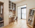 70平米日式风格储藏室图片