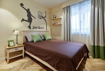 50平米小户型地中海风格卧室装修图片大全