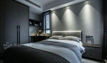 140平米四室两厅现代简约风格卧室欣赏图