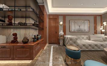 140平米四室一厅混搭风格玄关图片大全