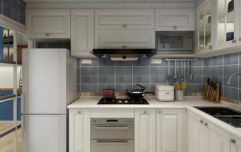 80平米三地中海风格厨房装修图片大全