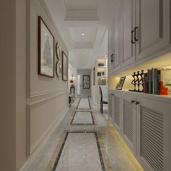 100平米三室两厅欧式风格走廊图片大全