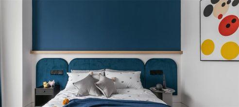 140平米四室四厅混搭风格卧室效果图