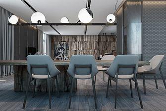 100平米四宜家风格餐厅设计图