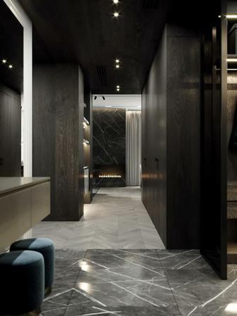110平米三室一厅其他风格衣帽间图片