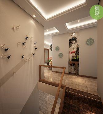 富裕型140平米复式新古典风格楼梯图片大全