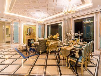 110平米三室一厅欧式风格客厅欣赏图