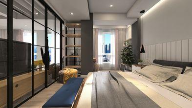 70平米一居室北欧风格卧室装修图片大全