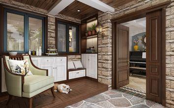 140平米复式美式风格阳光房欣赏图