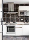 60平米三室两厅法式风格厨房装修效果图