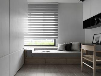 80平米一居室现代简约风格卧室装修案例