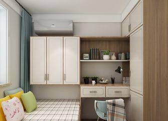 110平米四室两厅北欧风格儿童房装修图片大全