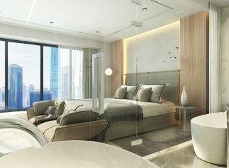 120平米公寓现代简约风格卧室效果图