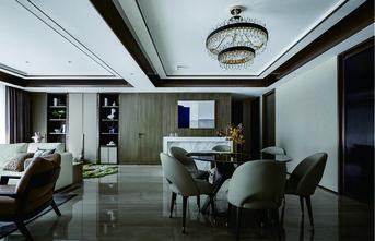 140平米四混搭风格餐厅装修案例