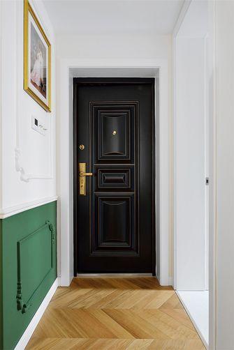 60平米公寓法式风格玄关图片