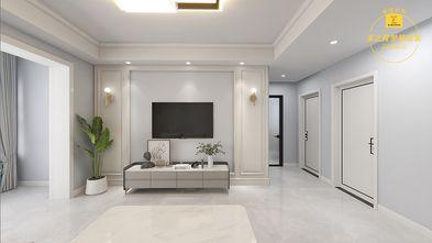 110平米三室两厅中式风格客厅图