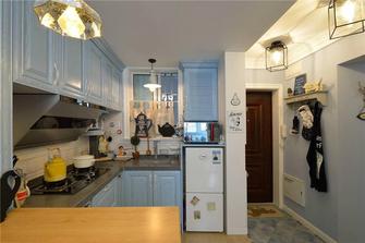 60平米公寓地中海风格厨房装修图片大全