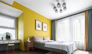 140平米四室一厅北欧风格卧室装修效果图