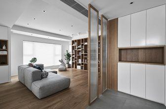 120平米三室两厅日式风格玄关设计图