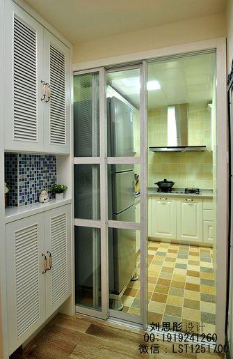 15-20万90平米三室两厅地中海风格厨房装修效果图