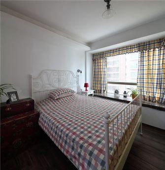 60平米公寓田园风格卧室图片大全