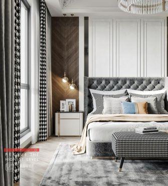 140平米别墅其他风格卧室图片