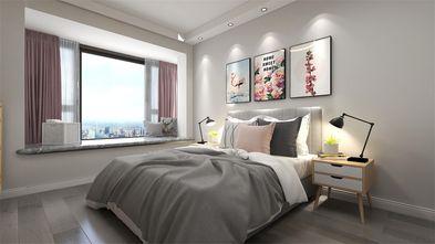 100平米三美式风格卧室装修效果图