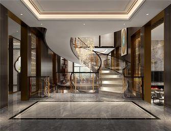140平米别墅中式风格楼梯间图片