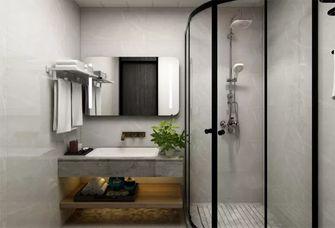 70平米一室一厅现代简约风格卫生间图片大全