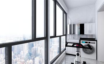 120平米四室两厅现代简约风格阳台设计图