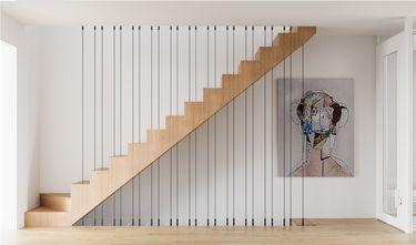 40平米小户型日式风格楼梯间装修图片大全