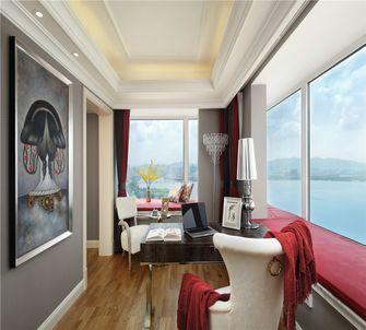 140平米三室一厅北欧风格阳光房效果图