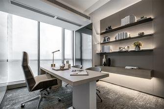 100平米三室五厅现代简约风格书房装修效果图