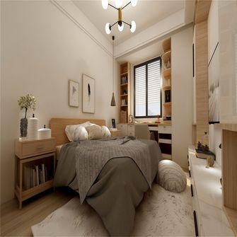 50平米一室一厅日式风格卧室图片大全