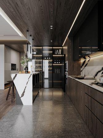90平米三宜家风格厨房装修案例
