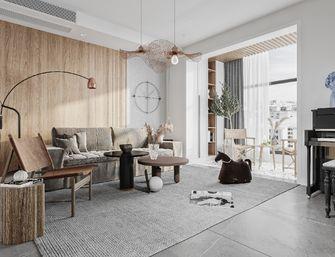 140平米四室一厅日式风格客厅图片