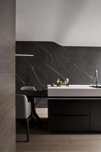 140平米四室五厅现代简约风格厨房图片大全
