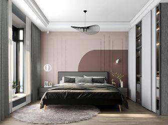 140平米三英伦风格卧室图