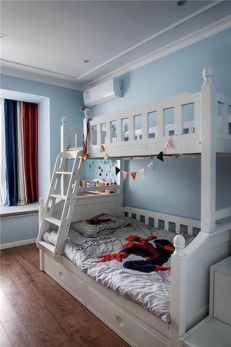 130平米四室两厅美式风格儿童房图