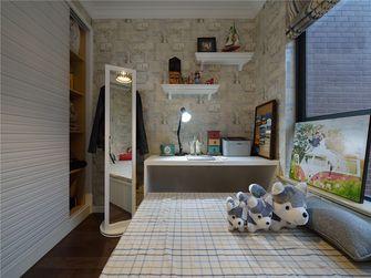 5-10万120平米三室两厅地中海风格儿童房欣赏图