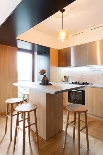140平米三室两厅宜家风格厨房图