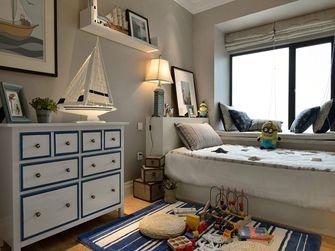 120平米三室一厅美式风格儿童房装修效果图