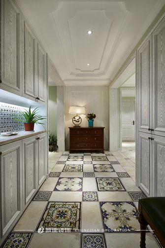 140平米四室两厅美式风格玄关装修图片大全