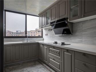 140平米四室四厅欧式风格厨房装修案例