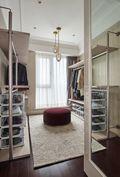 140平米四室两厅美式风格衣帽间装修效果图