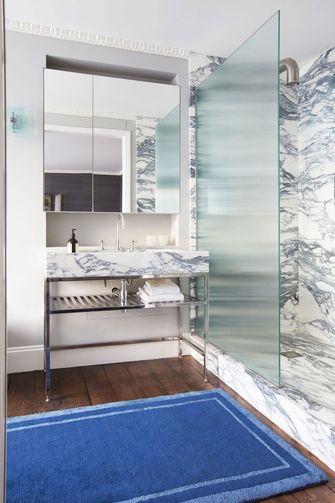 70平米公寓美式风格卫生间欣赏图